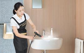 浴室高温蒸汽保洁(8小时)